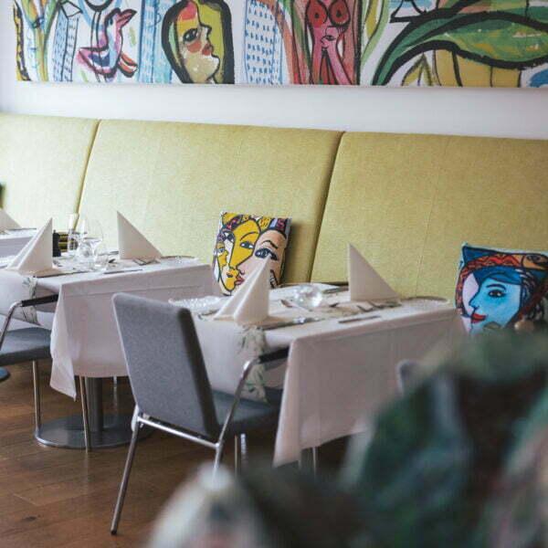 Kollage restaurang Linnea