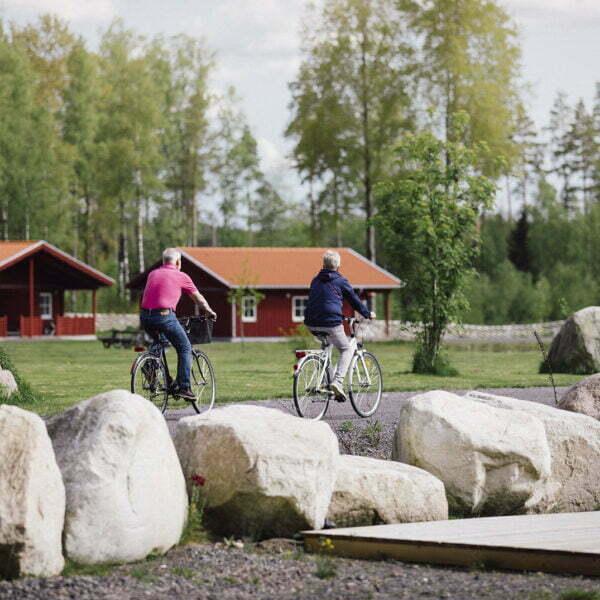 puff cykel